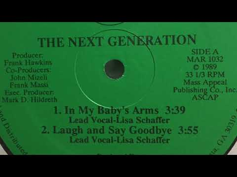The Next Generation feat. Lisa Schaffer - Laugh and Say Goodbye (FREESTYLE)