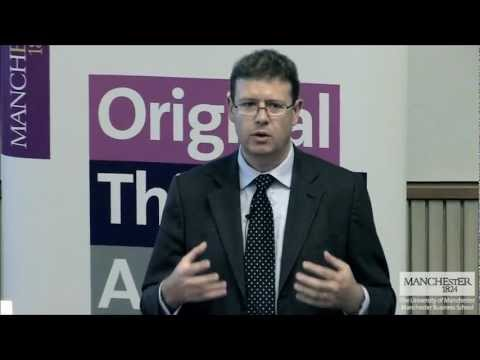 MBA Global Insights Lecture Series: Paul Smith (PriceWaterhouseCoopers)