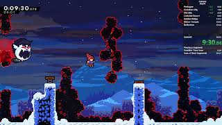 Celeste any% speedrun 36:29 igt