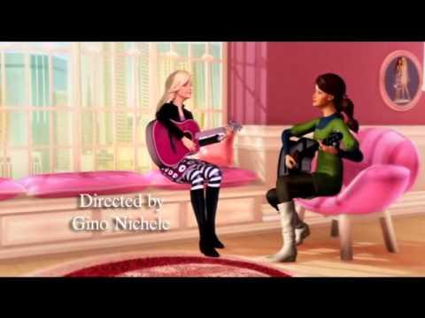Barbie et Le Palais de Diamant - Une chanson Deux voix (full)
