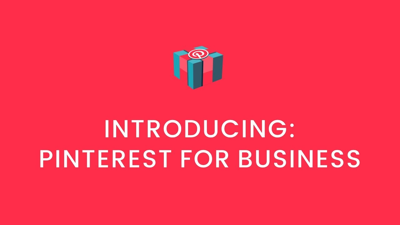 How to use pinterest for business youtube