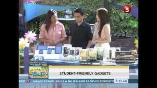 News5E | STUDENT-FRIENDLY GADGETS