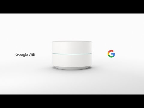 Introducing Google Wifi