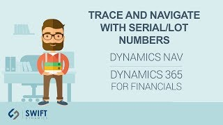 Trace and Navigate with Serial and Lot Numbers in NAV