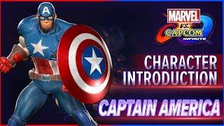 Marvel vs. Capcom: Infinite – Captain America Tutorial