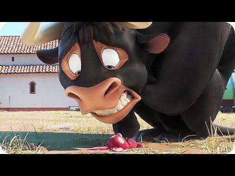 FERDINAND Trailer (2017) Animated Movie