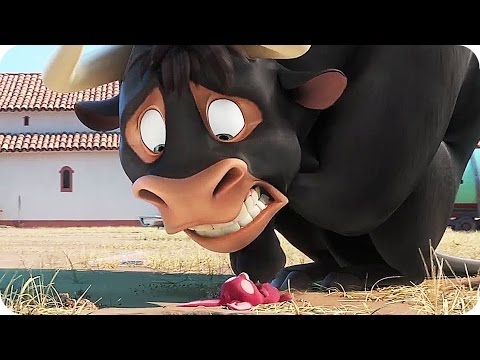 FERDINAND Trailer (2017) Animated Movie