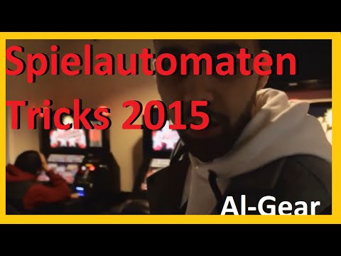 Video Spielautomaten manipulieren 2015