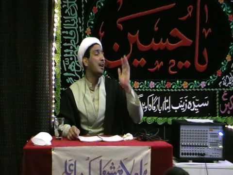 Agha Ejaz Hussain Manqabat Copenhagen ( Zainabia I...
