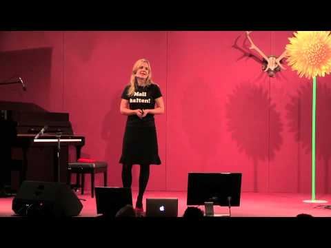 E-Mail's makes you stupid, sick and poor   Anitra Eggler   TEDxSalzburg