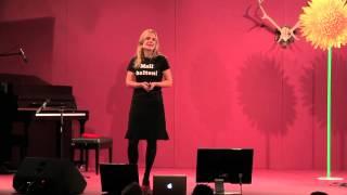 E-Mail macht dumm, krank und arm: Anitra Eggler at TEDxSalzburg