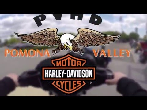 Pomona Valley Harley-Davidson..... lets ride!