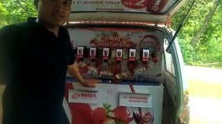 soda fountain machine price in india