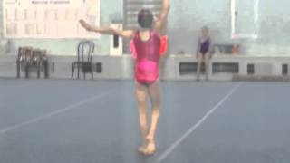 Спортивная гимнастика. Марина Сорокина. СДЮСШОР №1
