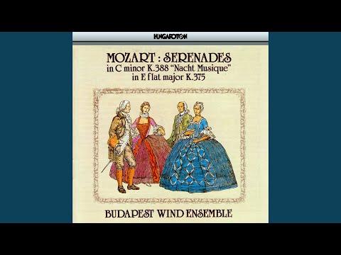 I. Serenade No. 12 in C minor K. 388