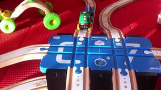 BRIO Network & Brio Smart Track Wooden Railway