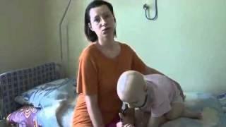 Катя Пономарева, видео из больницы.mp4