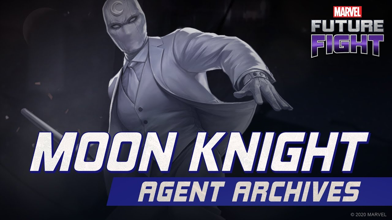 MARVEL Future Fight: Moon Knight Agent Archive