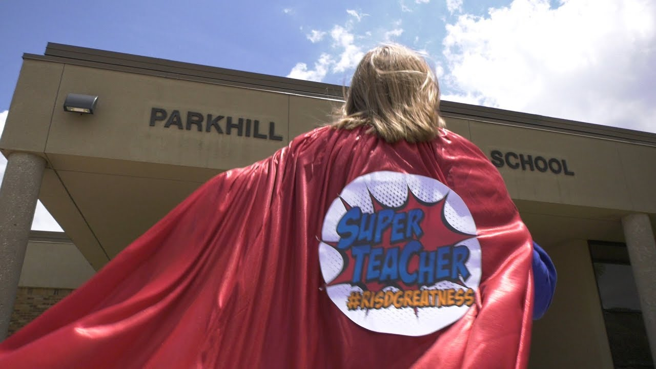 Super Teacher Prize Patrol