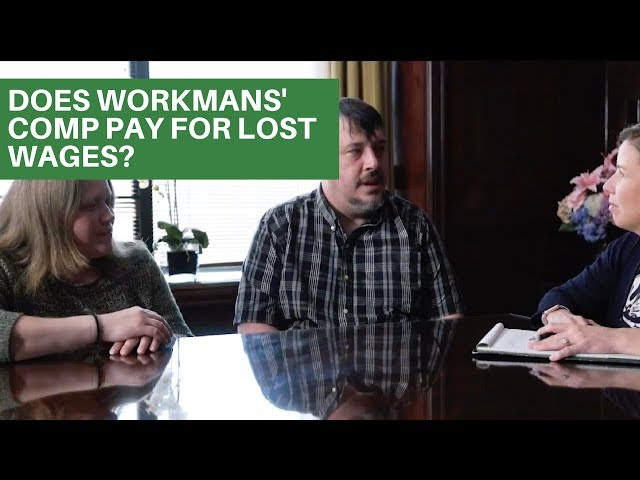 Does workmans' comp pay for lost wages? | PA Workers Comp Attorneys