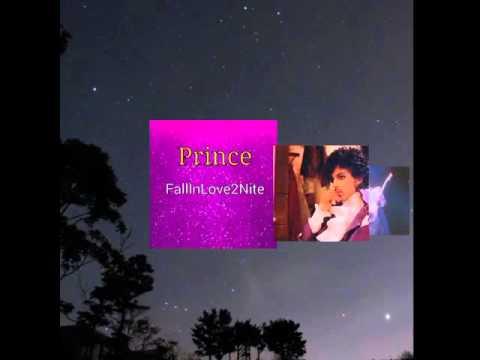 Fall in Love 2Nite - Prince Rogers Nelson (ft. Zooey Deschanel)