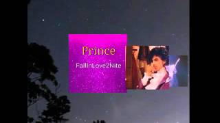 Fall in Love 2Nite - Prince Rogers Nelson (ft. Zooey Deschanel)