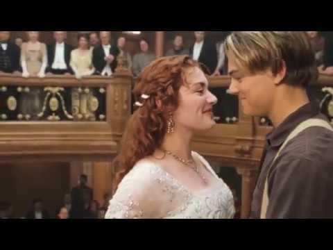 Titanic (1997) Final Scene - Jack and Rose Reunion on the ...