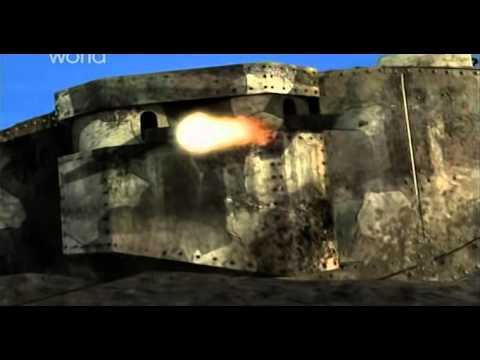 Великие танковые сражения: танки I-й мировой