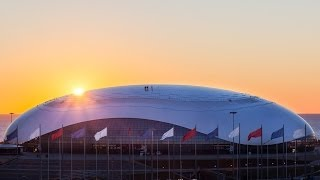 Bolshoy Ice Dome media technology