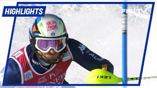 Gross ritorna sul podio in Slalom