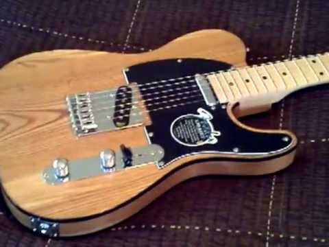 Fender authorized made in China tele?
