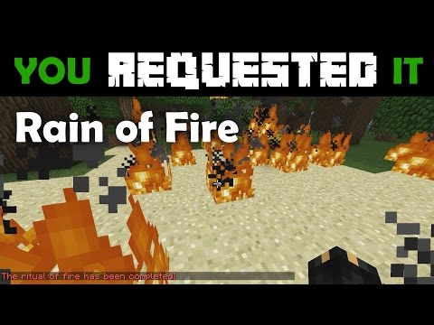 You Requested It - Rain Of Fire
