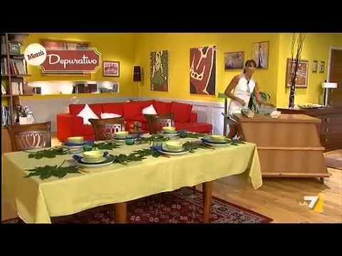 Pranzo Di Compleanno Autunnale : I menu di benedetta come preparare la tavola youtube