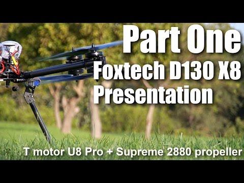 Видео foxtech
