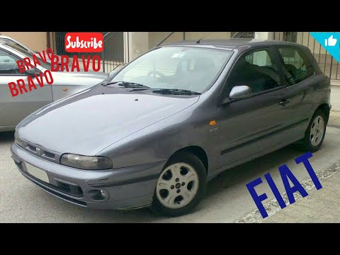 Обзор FIAT BRAVO 1,6 103л.с.