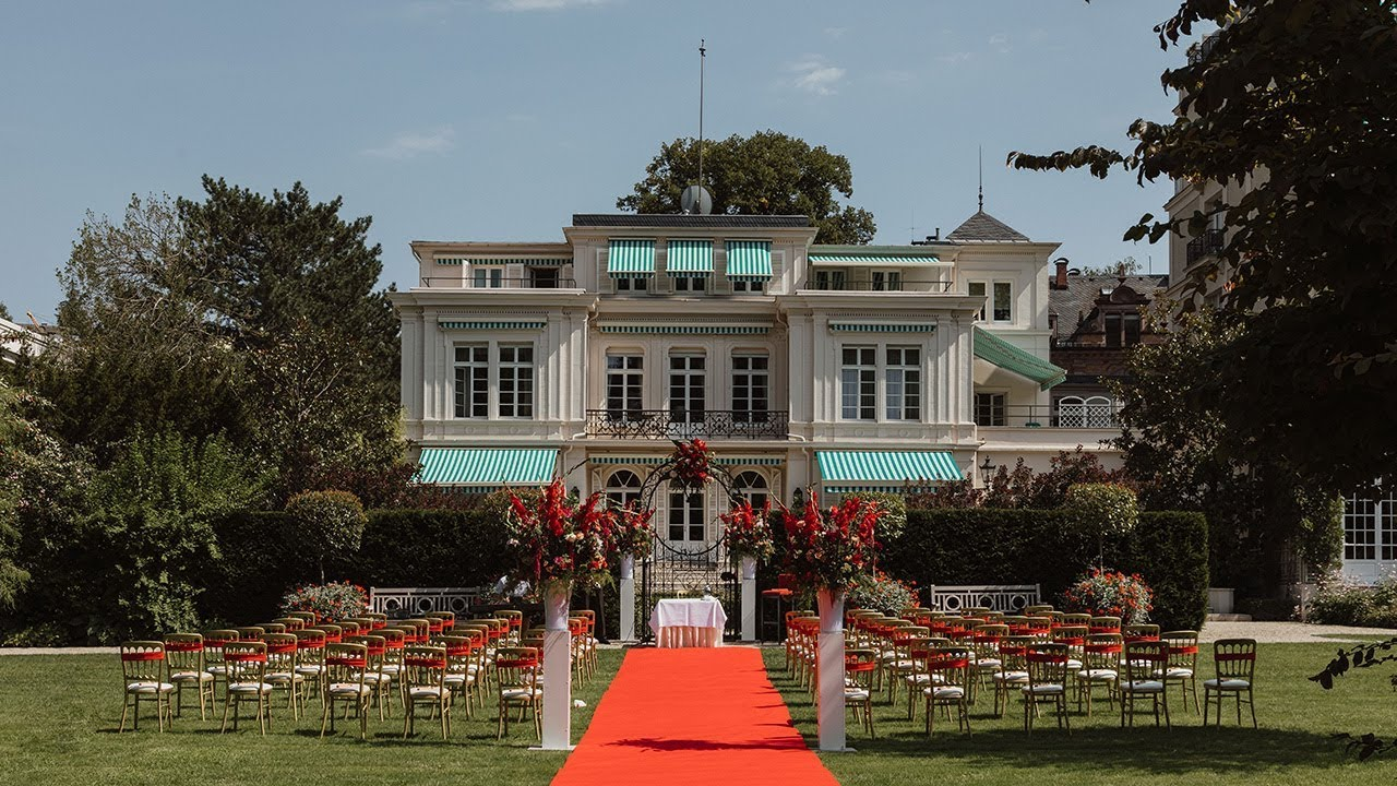 Chinesisch Deutsche Hochzeit Im Brenners Park Hotel Spa In Baden Baden