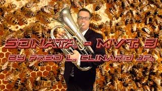 Sonata Mvt 3 - Fred L Clinard Jr