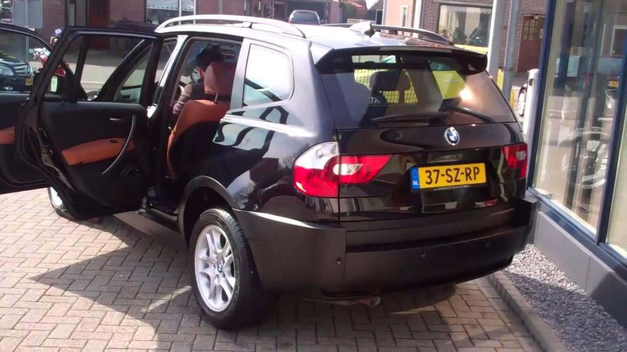 Bmw X3 20 Diesel Navigatie Leer Parktronic 2006 Autobedrijf Marco