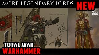 Total War: Warhammer - Balthasar Gelt and Ungrim Ironfist Revealed (EGX Heroes and Lords)