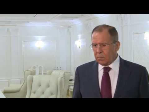 Пресс-подход С.В.Лаврова по итогам заседания СМИД ОДКБ, Минск, 17 июля 2017 года