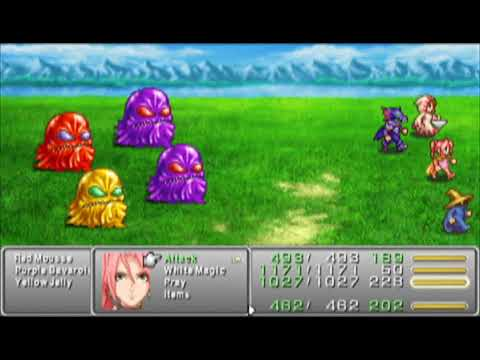 Final Fantasy IV: The After Years - Chapter 6: Porom Tale: Finale