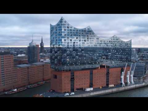 Elbphilharmonie Laeiszhalle Hamburg Музика і архітектура №1