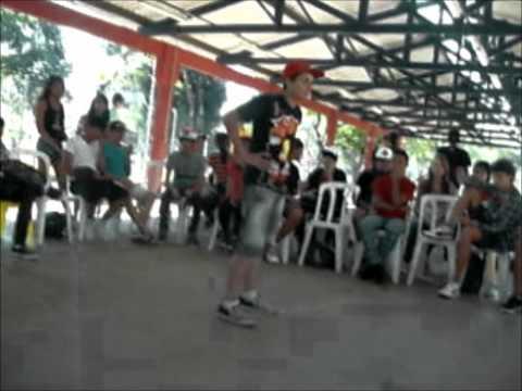 Maa.SantosFLD pre séletiva 1°americana dance