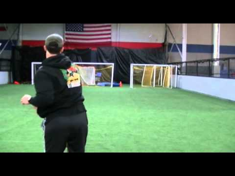 Trevor Siemian NFL Pro Day Training With Jay Fiedler