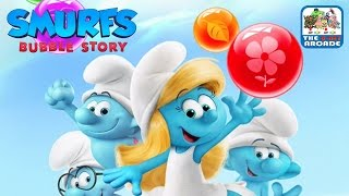 Smurfs Bubble Story - Inspired by the new Smurfs: The Lost Village movie (iOS/iPad Gameplay)