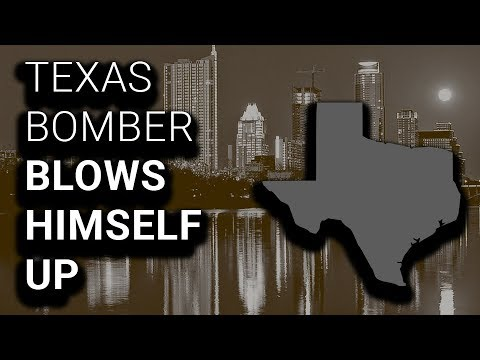 Right-Wing Texas Bomber Blows Himself Up