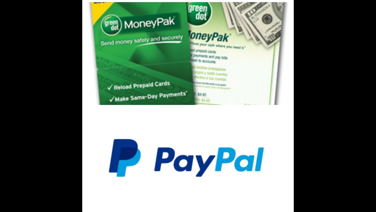 how to add money to paypal acct without bank account video - Add Money To Prepaid Card With Checking Account