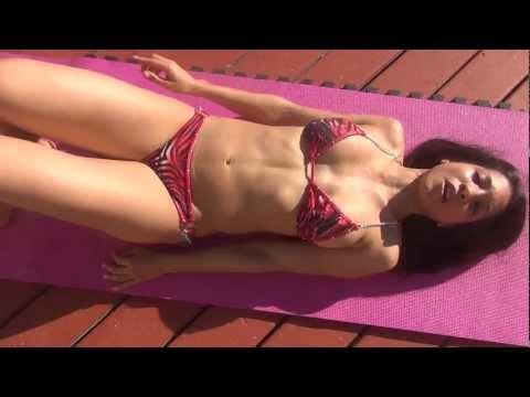 Ab Exercises: Bikini Ab Workout for a SEXY Stomach!!