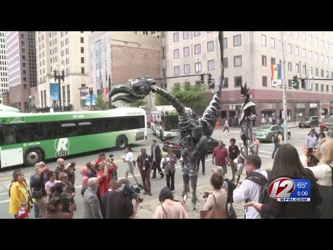 PVD Fest brings art, music to RI's capital city