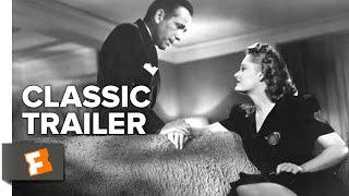 Conflict (1945) Official Trailer - Humphrey Bogart, Alexis Smith Movie HD